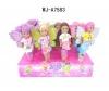 KL05-6пц Кукла в рожке