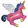 Единорог волшебный (розовый, голубой)